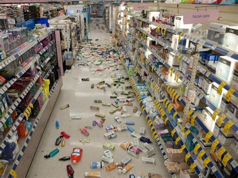 earthquake california today more than 100 aftershocks rattle calif after strong quake