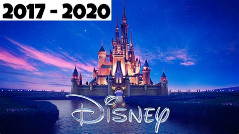 film disney 2017 upcoming disney movies in 2017 2020 youtube