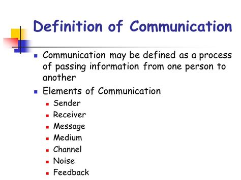 theme communication definition communication skills ppt video online download
