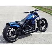 2016 Custom Harley Davidson Breakout — Luxury Vehicle For Sale In