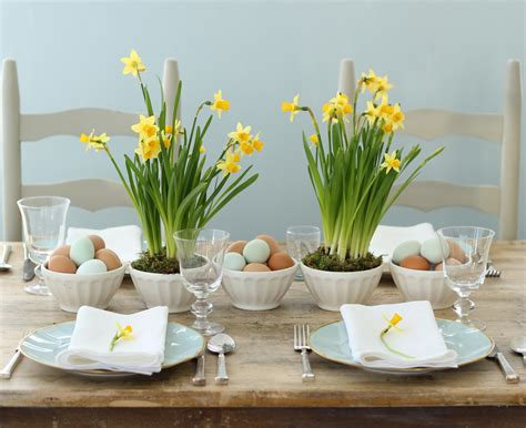 easter arrangements steffens hobick easter centerpieces yellow daffodils blue eggs