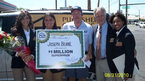 Pch Winners Stories - forever changed by pch joseph beane s winner story pch blog