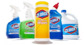 cleaning products 1 25 off clorox coupon ftm