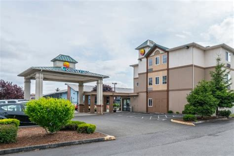 Comfort Inn Tacoma Seattle Updated 2017 Hotel Reviews