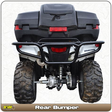 Honda Foreman Accessories by Honda Rancher 420 Foreman Trx 500 Rear Bumper