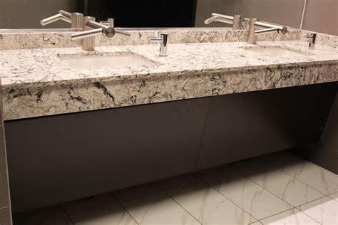 Cambria Countertop by Wind Creek Casino Montgomery Cambria Quartz Surface One