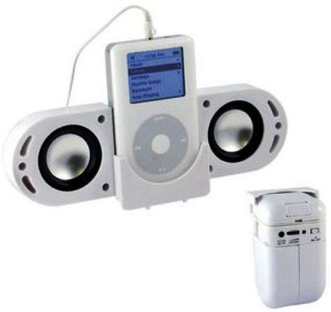 Speaker Dvd Mini cta digital ip psw portable speaker system for ipod mp3 cd