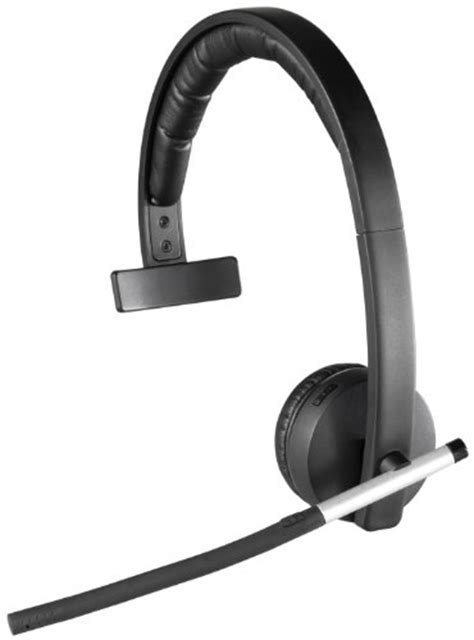 Headset Wireless Kecil Logitech Wireless Headset Mono Foto Gambar