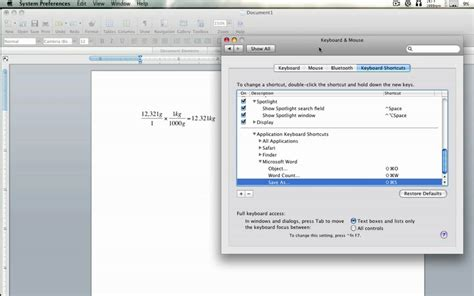 Microsoft Word Editor Equation Editor In Word 2007