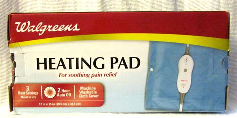 Does Walgreens Sell Amazon Gift Cards - moist or dry heating pad by walgreens 12 x 15 inch hot cold therapies