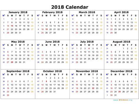 printable calendar excel printable calendar 2018 free 2018 blank calendar