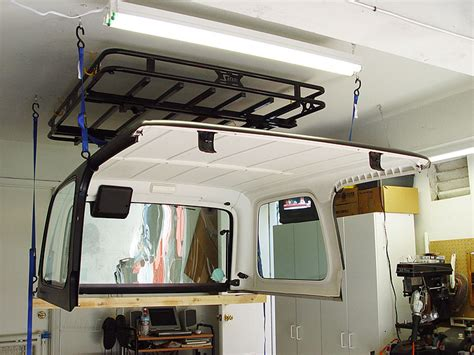 How To Store Jeep Top Hardtop Hoist Storage Write Up Page 34