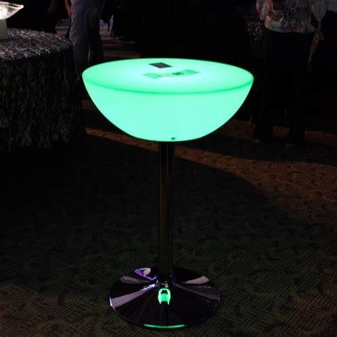 light up coffee table 31 quot led coffee table eternity led