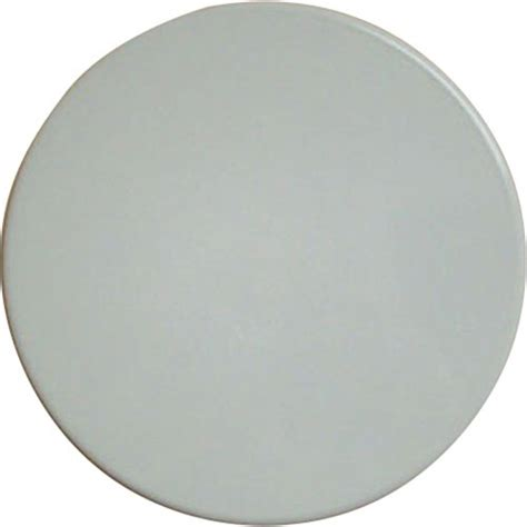 solid cover plate for 6 quot 7 quot recessed can lights