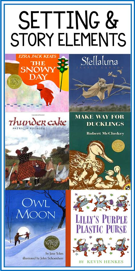 picture books to teach plot my favorite picture books for setting and story elements