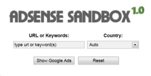 adsense sandbox news from smx west free ppc tools for adwords adcenter