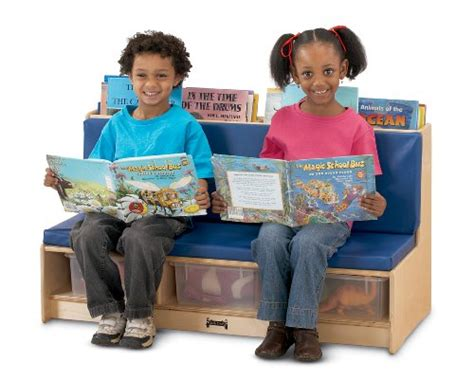 couch school affordable literacy couch red school play furniture