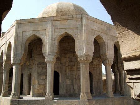 shirvanshah palace complex major sights baku