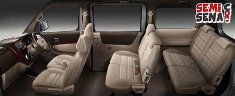 Daihatsu Luxio Interior by Harga Daihatsu Luxio Review Spesifikasi Gambar