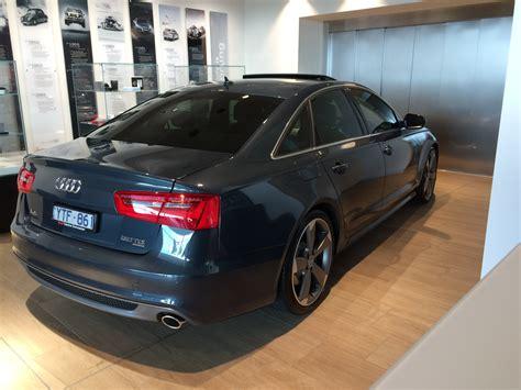 Audi A6 C7 S Line by 2012 Audi A6 C7 S Line 3 0l Tdi Quattro
