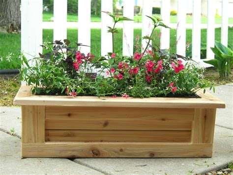indoor wood planter deck planter outdoor planter indoor planter wooden planter