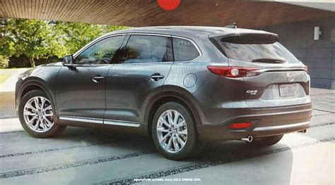 mazda 6 suv 2016 mazda cx 9 suv this is it