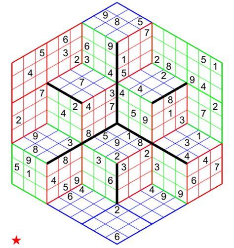 printable sudoku cube new puzzle sudoku 3 dimensions