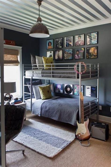 boys grey bedroom ideas 10 super cool music bedroom for teenage boys home design