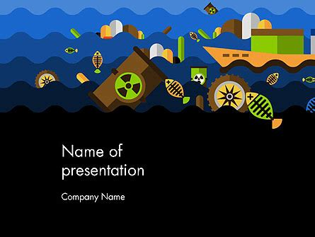 ppt templates for water pollution water pollution powerpoint templates and backgrounds for