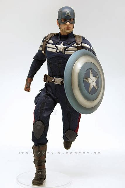 Kaos Captain America Stealth Suit Winter Soldier toyhaven toys 1 6 captain america winter soldier