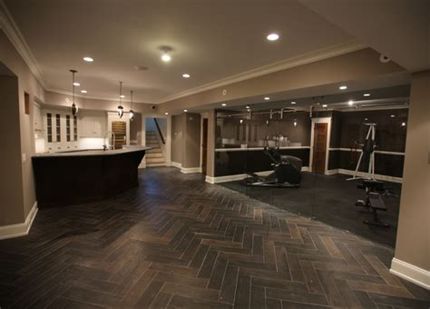 Home Depot Design Center Nj by Herringbone With Wood Look Tile The Builder Depot Blog