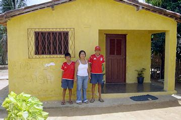 buying a house in brazil unhcr colombian refugees get chance to start anew in brazil