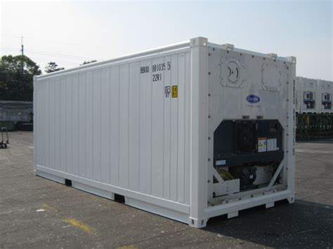 Freezer Container refrigerated container ccp21
