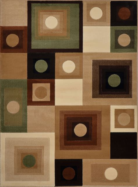 home dynamix area rugs tribeca rugs 5383 548 brown green