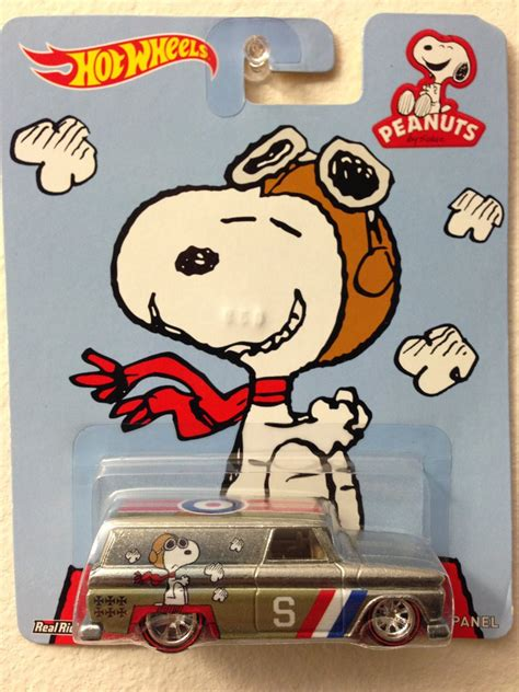 Hotwheels Snoopy Hwc059 wheels peanuts by opticallightspeed on deviantart