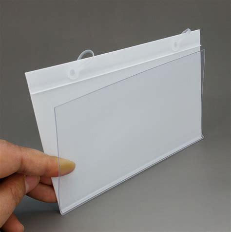Plastic Shelf Label Holders by Buy Wholesale Shelf Label Holder From China Shelf