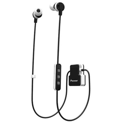 Headset Bluetooth Pioneer pioneer se cl5bt gr wireless bluetooth earphones white