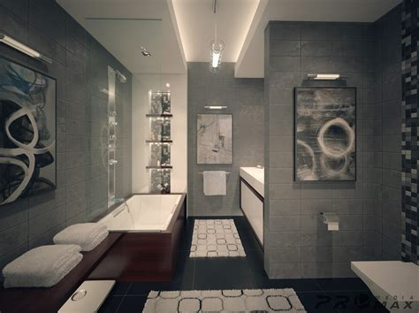 apartment bathroom decor three modern apartments a trio of stunning spaces