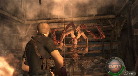 resident evil 4 ultimate hd edition pc review loss of