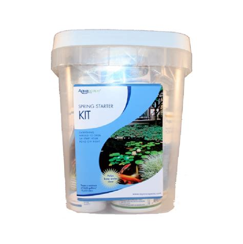 aquascape pond kits spring starter kit from aquascape 174