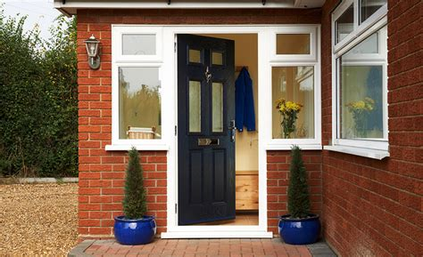 secure front doors yale 3 locks anglian home