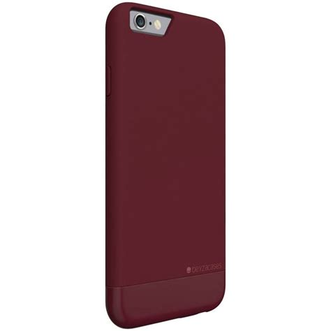 beyzacases iphone 6 6s slide case burgundy burgundy