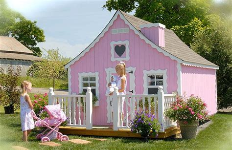 Outside Playhouse Plans 15 creative luxury outdoor playhouses home design lover