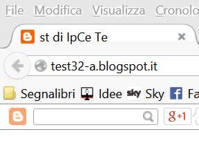 testo scorrevole html mostrare il titolo scorrevole nella scheda