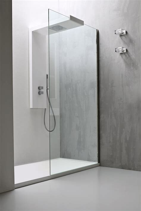 Shower Door Panel Best 25 Glass Shower Panels Ideas On Glass Shower Shelves Frameless Shower And