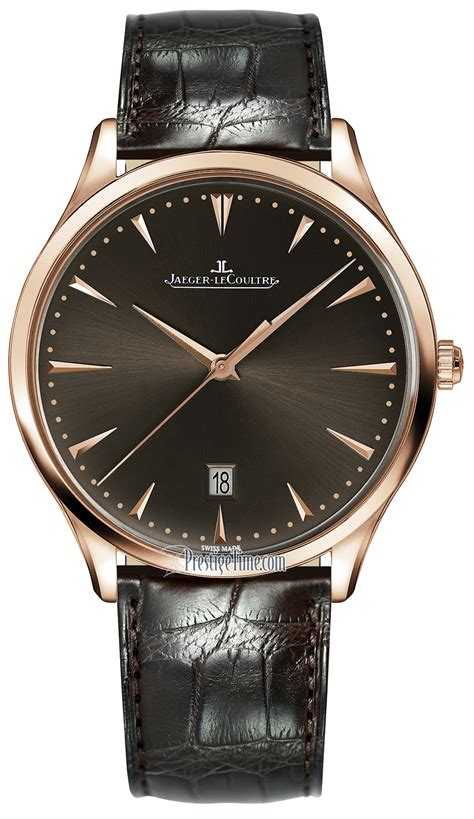 128255j jaeger lecoultre master ultra thin date automatic