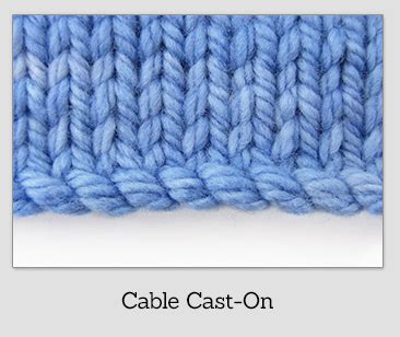 cable cast on knitting in middle of row class cast ons knitfreedom
