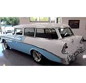 1956 Chevrolet 210 Handyman  SOLD VSOLD YouTube