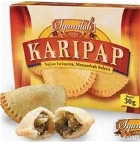 karipap curry puff rudyz halal frozen food produk muslim