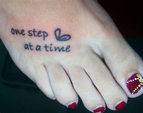 cute word tattoos 35 word foot tattoos
